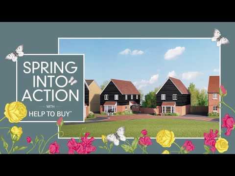 Millwood Park Spring Campaign | Linden Homes