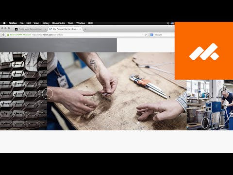 Carousel Image Slider in Adobe Muse - Widget Tutorial by MuseThemes.com