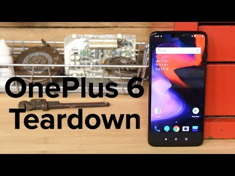 OnePlus 6 Teardown!