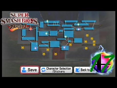 Super Smash Bros. Brawl - Subspace Emissary - 17 - In The Great Maze