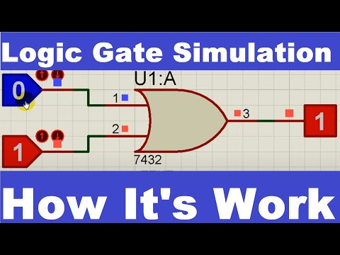 How it work: Logic Gate