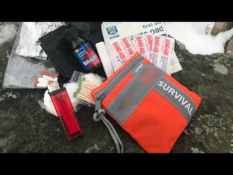 Budget Survival Kit + DIY Additions From Your Home | Up-grade Your Survival Kit CHEAP