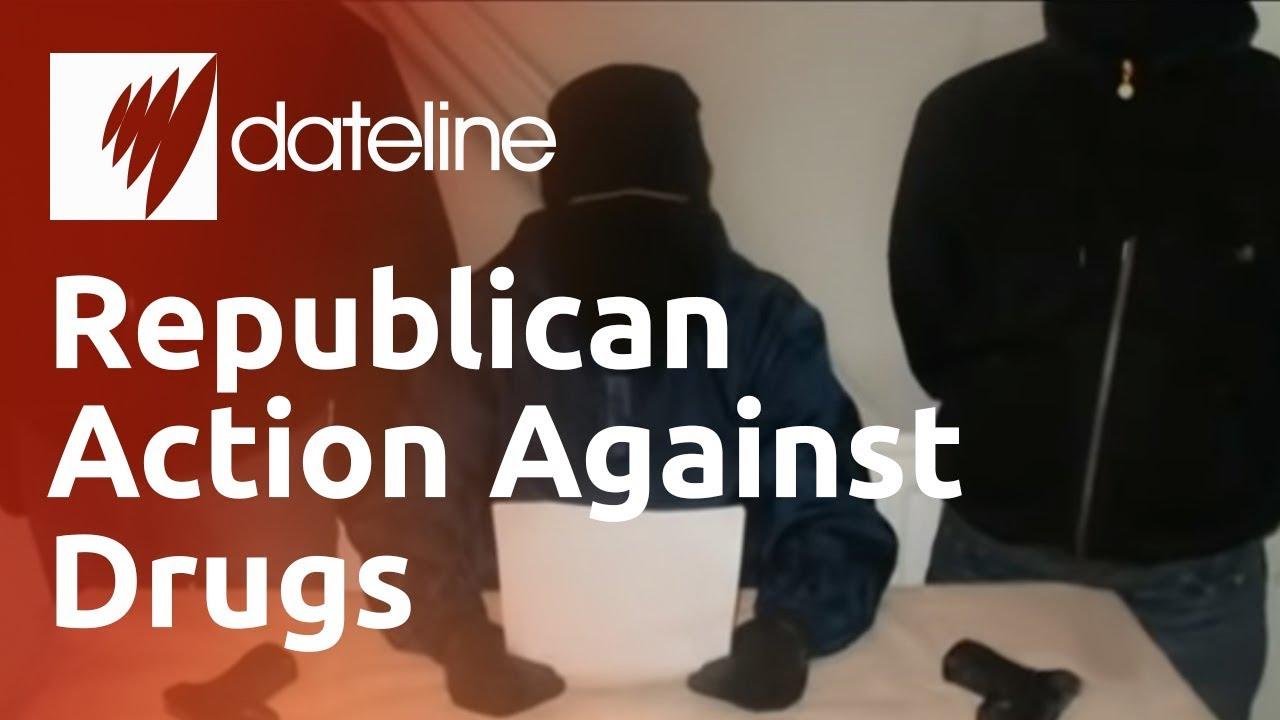 Ireland's Ruthless Vigilantes Taking Care of Drug Dealers