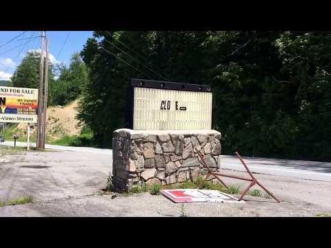 Abandoned Properties: Cherokee, North Carolina