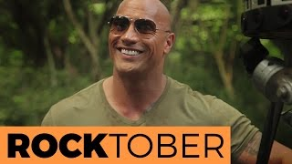 See What The Rock Has In Store For YouTube! #ROCKTOBER