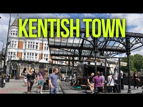 Places To Live In The UK - Kentish Town  LONDON NW1 England