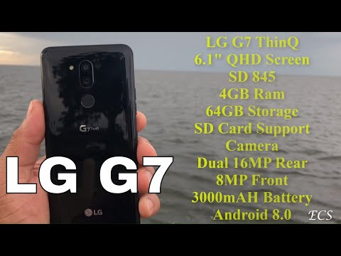 LG G7 ThinQ Impressions First 3 days 2018 | Faster Processor, Better Cameras, Great Design
