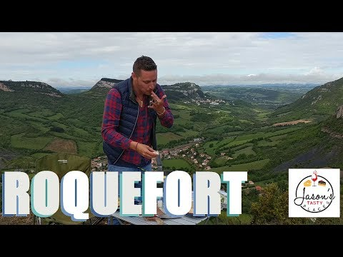 E08: Roquefort, the King of Cheeses | Roquefort, France