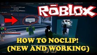 noclip hack roblox jailbreak 2017
