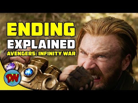 Avengers Infinity War Ending Explained in Hindi