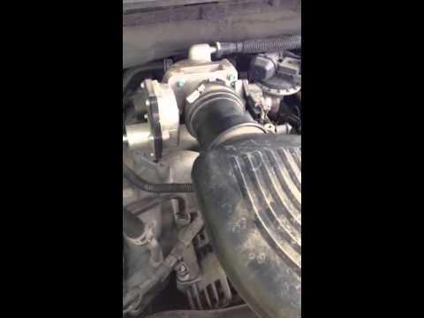 2005 Ford F150 4.6 liter V8 throttle body repair for rough