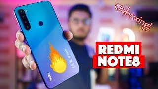 Xiaomi Redmi Note 8 Unboxing | 30000 Range Killer?