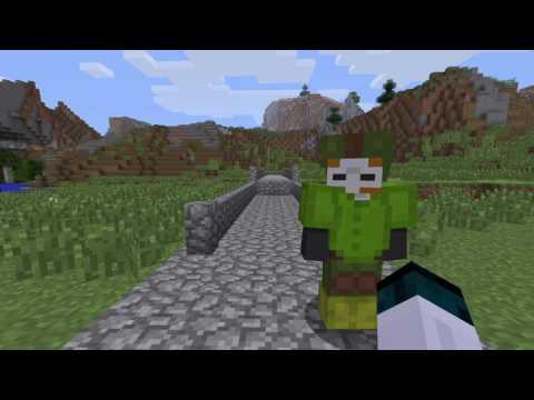 Minecraft Skit Boot Camp Ep.1