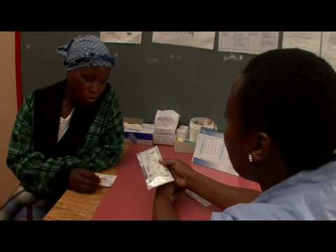 UNICEF: Preventing mother-to-child transmission of HIV in Lesotho