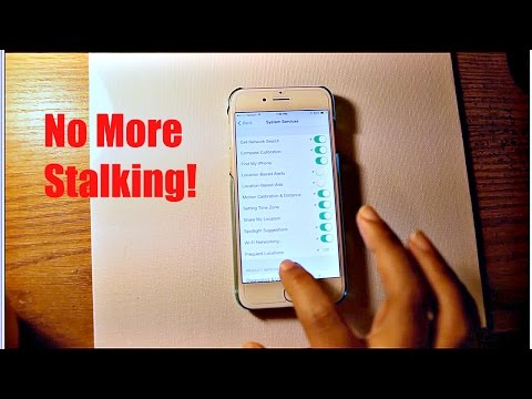 How to Stop Your iPhone From Stalking You