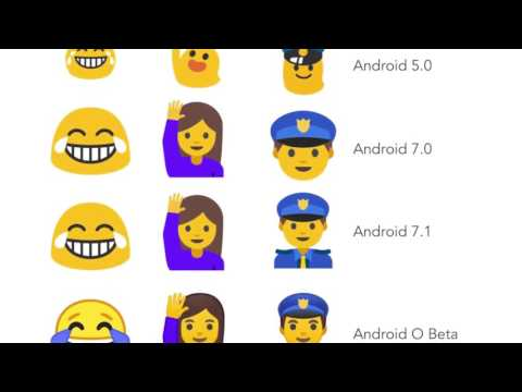 Get Android O new emoji font on your any android phone: process 2