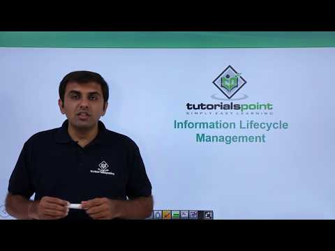 Oracle DB 12c - Information Lifecycle Management