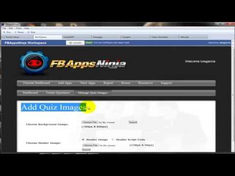 Facebook Viral Quiz App Creator