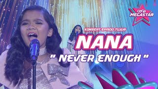 Nana, 12 years old, NEVER ENOUGH from THE GREATEST SHOWMAN | Loren Allred | Ceria Megastar