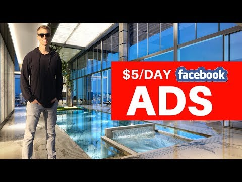 $5 Facebook Ads Strategy - Facebook Advertising Tutorial For Beginners