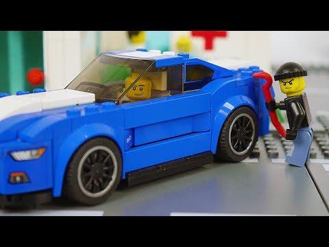 Lego Car Robbery