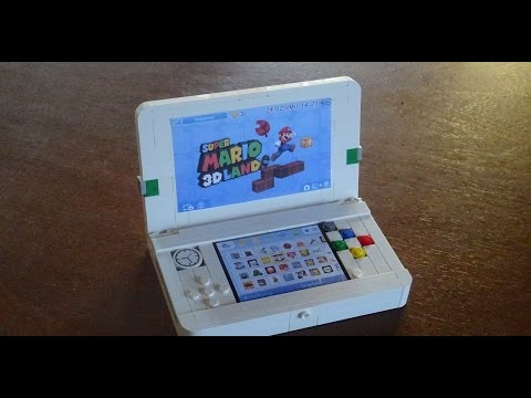 Lego New Nintendo 3DS