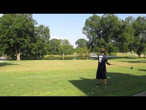 Patrick's rendition of Happy Gilmore - Aug 2013