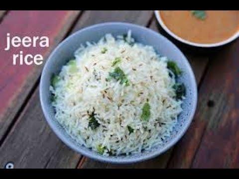 Jeera Rice/ How to make Jeera Rice in rice cooker