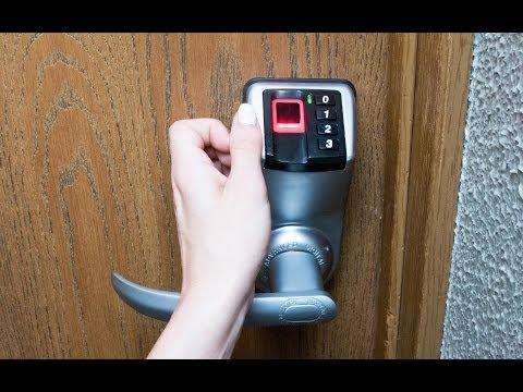 ADEL Biometric Fingerprint Door Lock - New model
