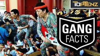 Top 10 TERRIFYING Facts About the YAKUZA (Re-Issue)