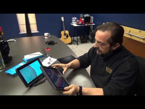 HP Elitepad 1000G2 review with rugged accessories