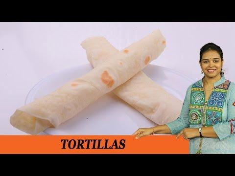 TORTILLAS - Mrs Vahchef