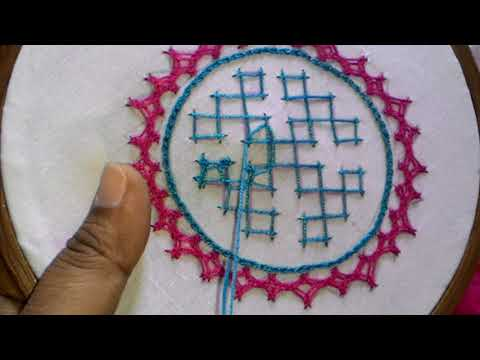 15.Sindhi embroidery ,sindhi tanka,kutch work,gujrati stitch.