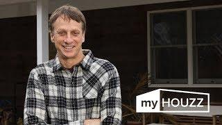 My Houzz: Tony Hawk's Surprise Renovation