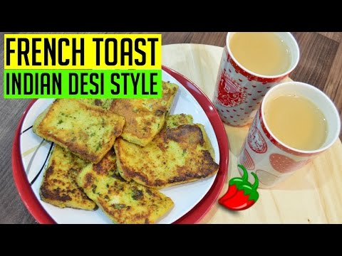 Masala French Toast Indian Style | Egg Bread | Indian Cooking Recipes | Cook with Anisa