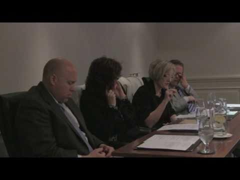 USA Surrogacy for Irish #3: Irish law. Ireland seminar May 2010