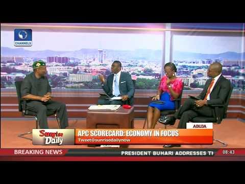 APC Has Succeeded In Steering The Economy Right, Udoma Itemises Buhari's Achievements Pt.2
