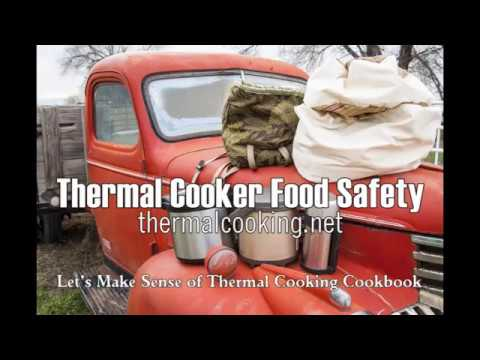 Thermal Cooker & Food Safety