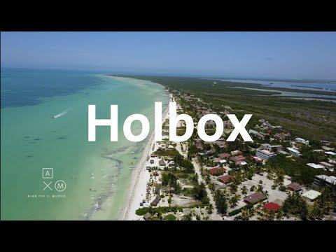 Guía de Holbox 4K | Alan por el mundo