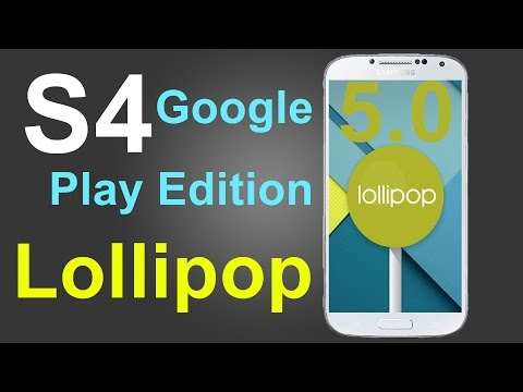 Galaxy S4 Google Play Edition ROM For GT I9505! INSTALL! Tutorial!