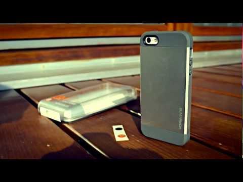 Обзор Spigen SGP Slim Armor для iPhone 5