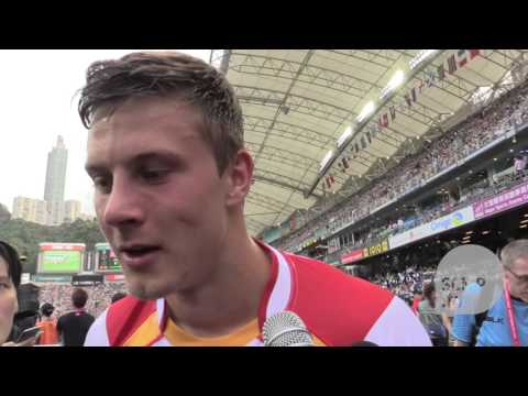 HK7s - Hong Kong vs Germany post-match interview: Phil Szczesny of Germany