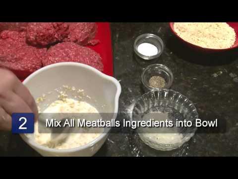 Crock-Pot Meatballs Recipe