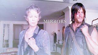 Carol + Daryl   Mirrors
