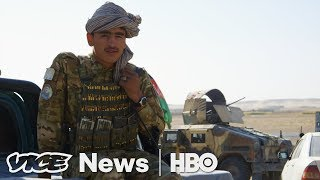 We Joined The Marines Trying To Defeat The Strongest Taliban Army Yet (HBO)