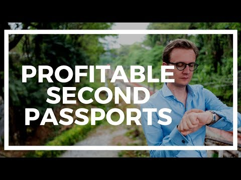 How to GET PAID to get a second passport fast