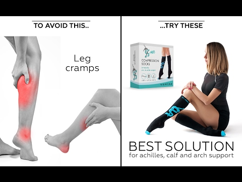 Compression socks for women review! Best for Running, Nursing, Travel, Dance, Recovery and Pregnancy