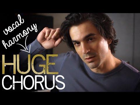 Create HUGE choruses with vocal harmony!