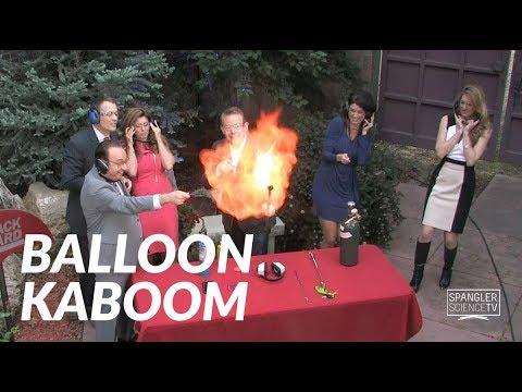 Balloon Kaboom   Exploring Futuristic Fuel