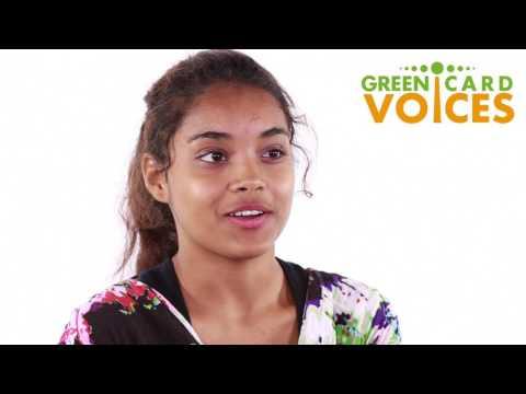 Roshika Nepal—Green Card Voices